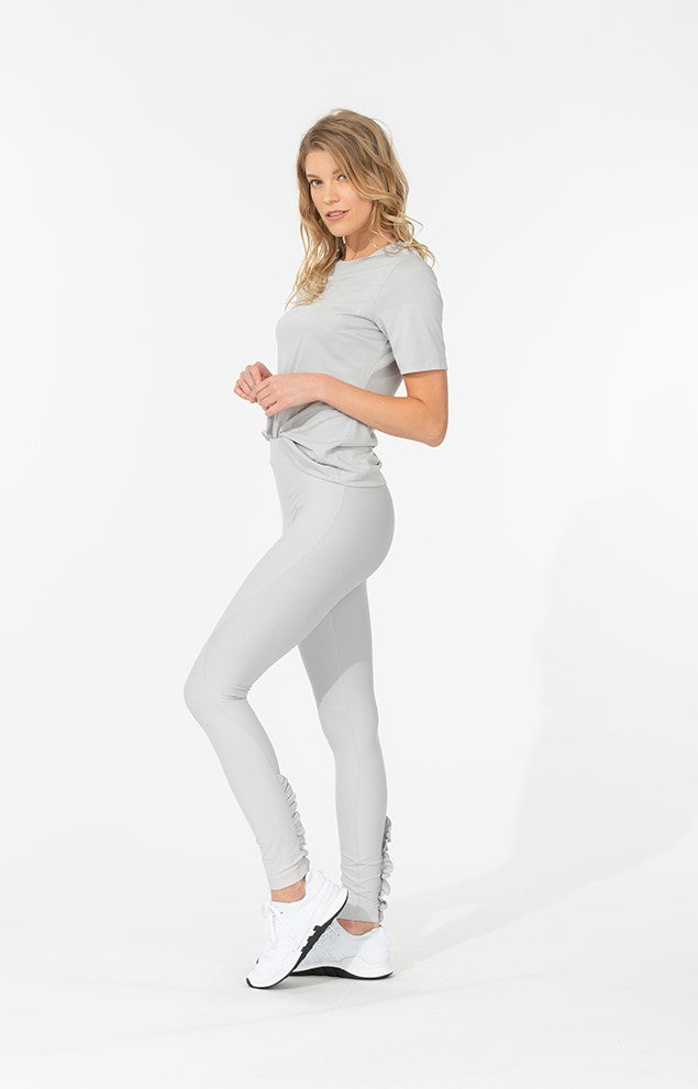Ruffled Performance Legging