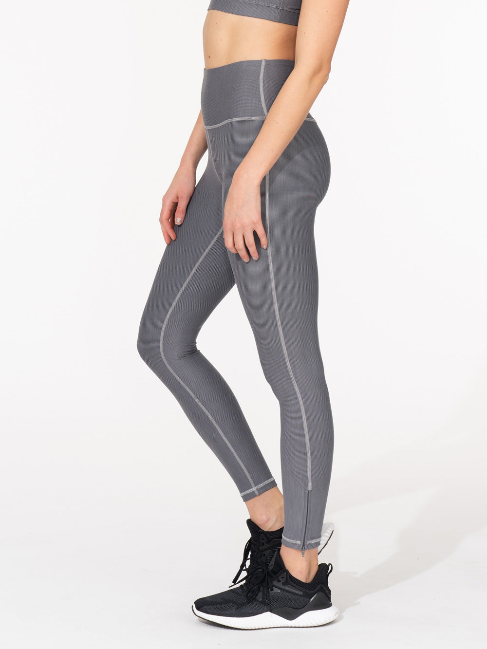 Reflected Legging Black