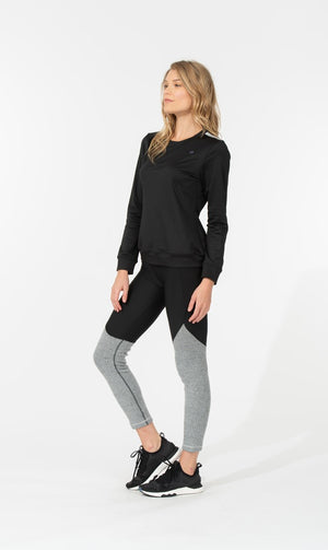 Fleeced Legging