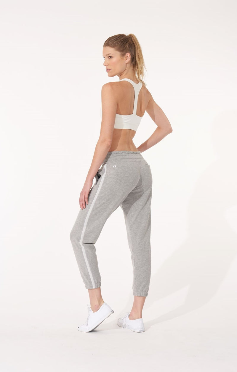 Mesh Cropped Jogger