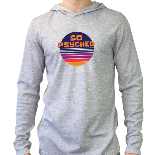 Long Sleeve Fitted Thermal Hoodie