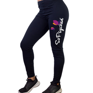 SoPsyched Yoga Leggings