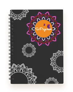 SoPsyched Journal Black