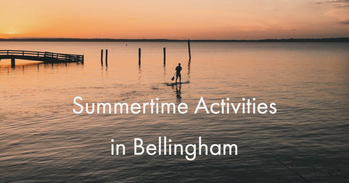 Bellingham Summer Activities
