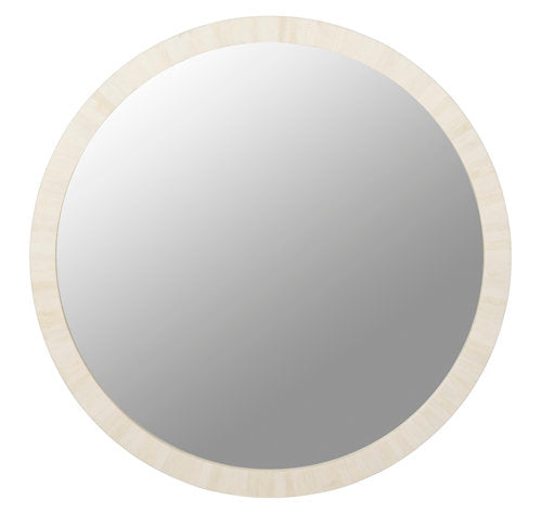 5th Ave Round Mirror