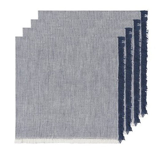 Chambray Heirloom Napkins - Greenhouse Home