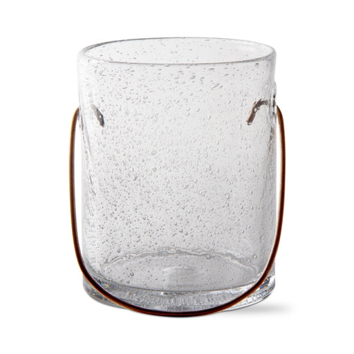 Bubble Glass Candle Holder - Greenhouse Home