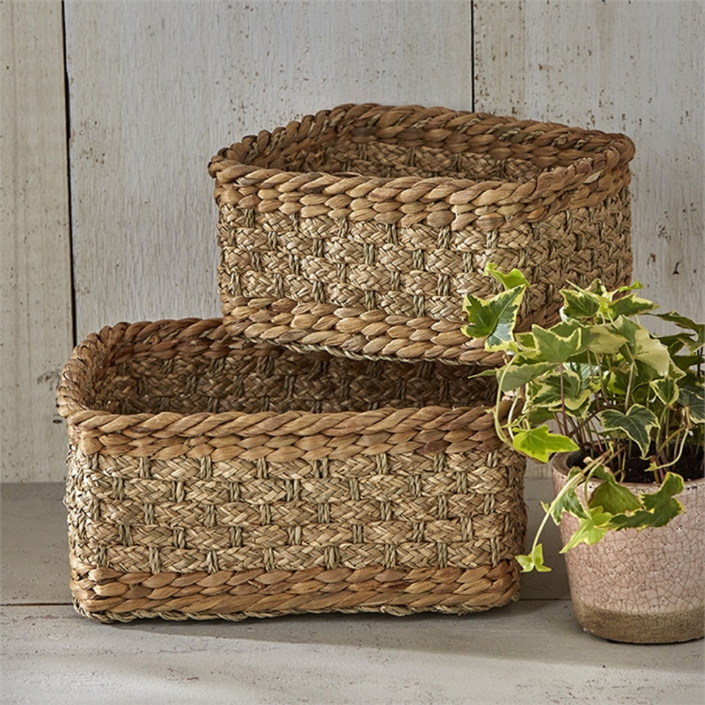 Naples Basket - Greenhouse Home