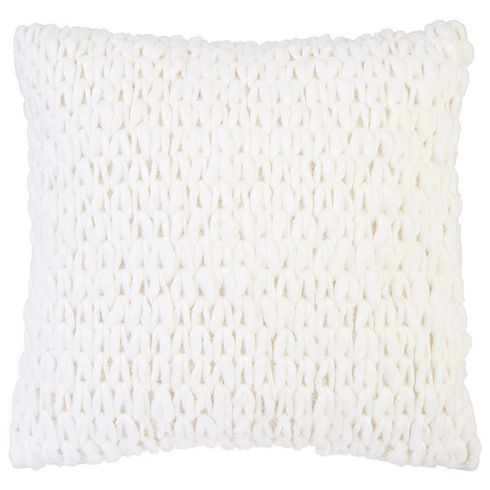 Knit Pillow - Greenhouse Home