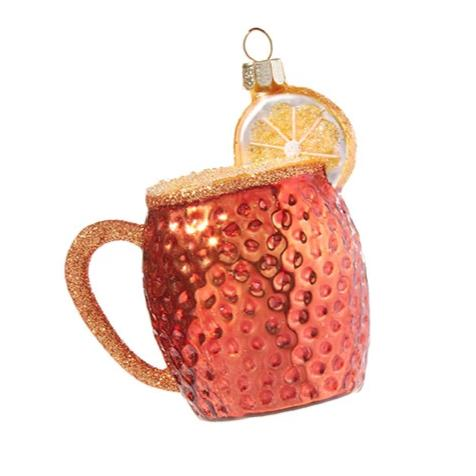 Moscow Mule Ornament - Greenhouse Home