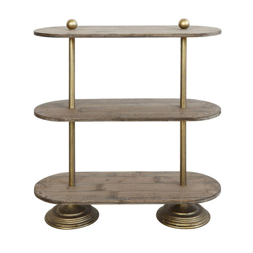 3-Tier Counter Shelf