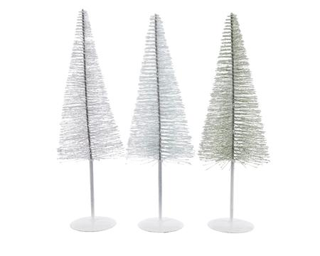 Glitter Pencil Trees - Greenhouse Home