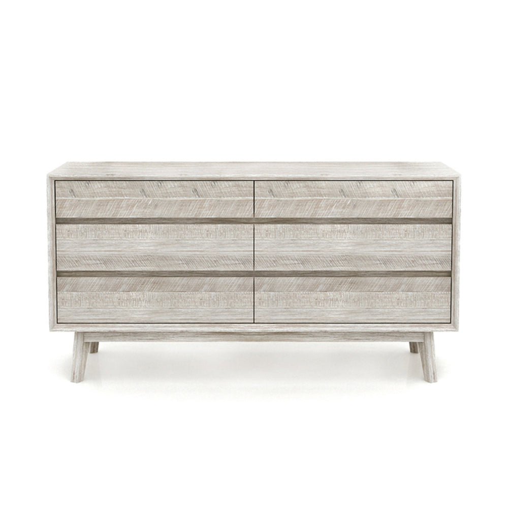 Gia Six Drawer Dresser