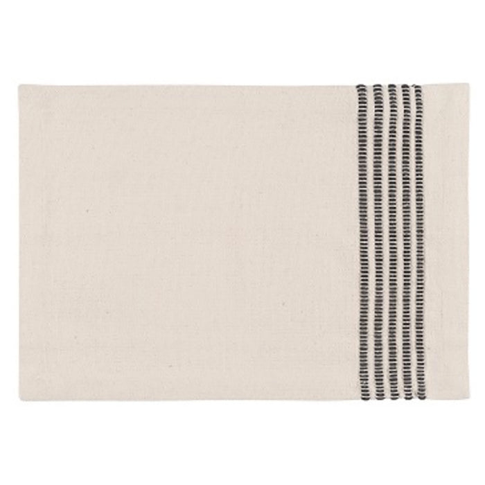 Avenue Woven Placemat Natural - Greenhouse Home