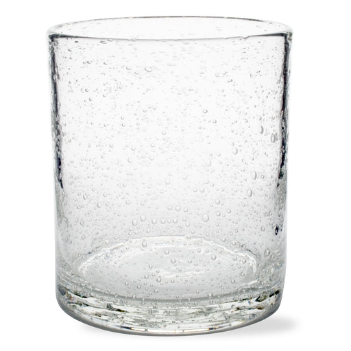 Bubble Glass Double Old Fashioned