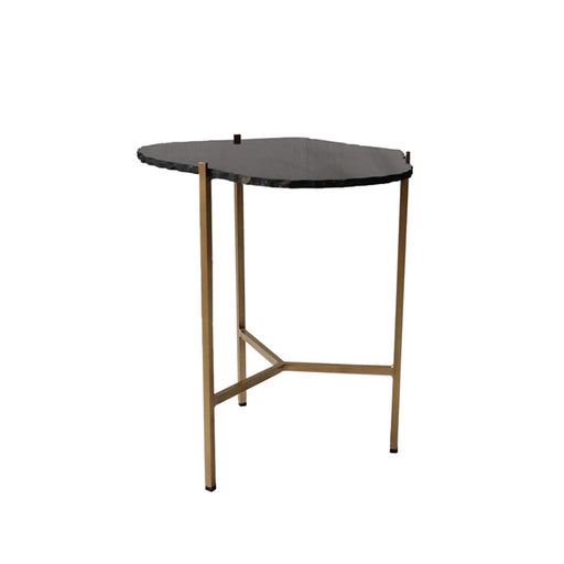 Earth Wind + Fire Low Accent Table - Greenhouse Home