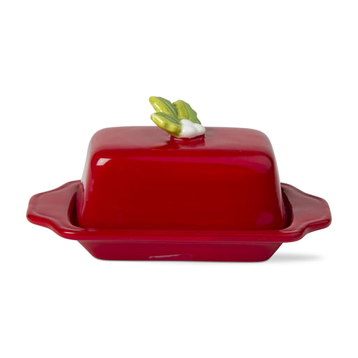You'd Butter Be Good Butter Dish - Greenhouse Home