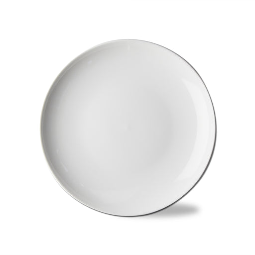 Whiteware Dinner Plate - Greenhouse Home