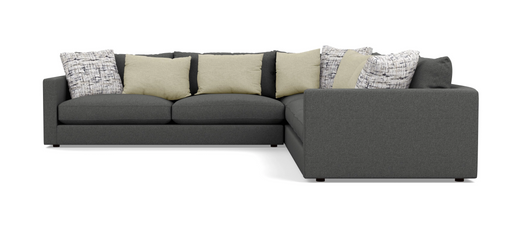 Haze Chaise Sectional