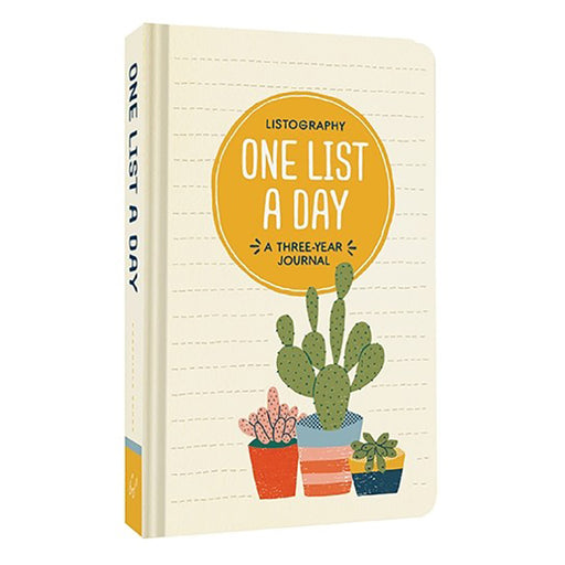 Listography: One List a Day by Lisa Nola