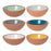 Terracotta Pinch Bowls - Set of 6