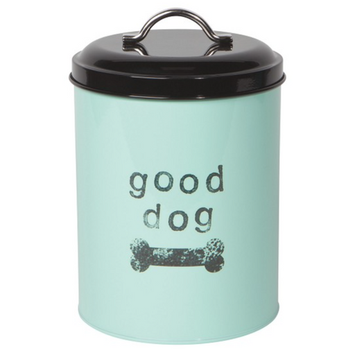 Good Dog Biscuit Tin - Greenhouse Home