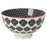 Stamped Ikat Bowl - Greenhouse Home