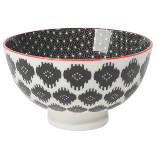 Stamped Ikat Bowl
