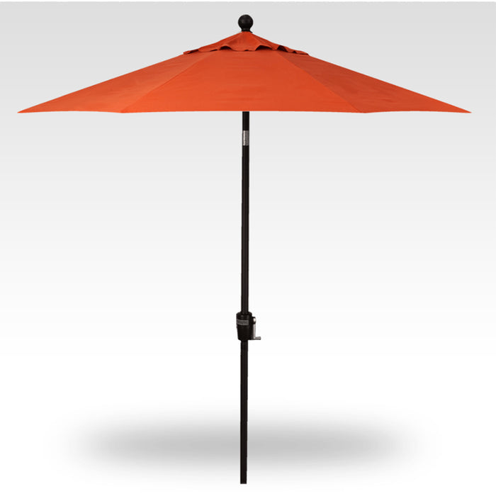 7.5' Push Button Tilt Umbrella - Greenhouse Home