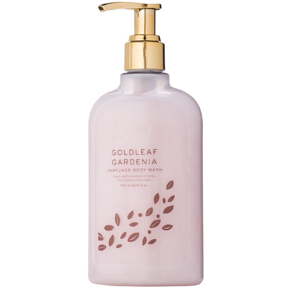 Goldleaf Gardenia Body Wash - Greenhouse Home
