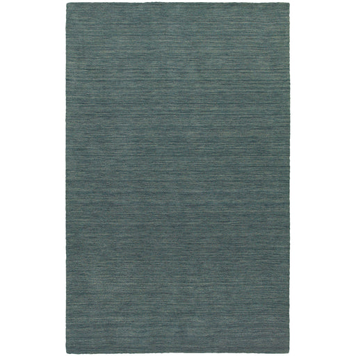 Aniston Rug in Teal - Greenhouse Home