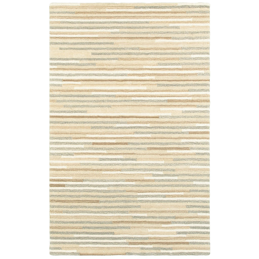 Infused Bar Stripe Rug