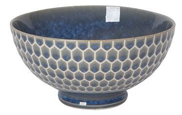 Embossed Cereal Bowl - Greenhouse Home