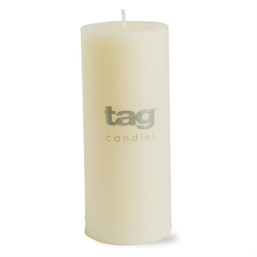 Chapel Pillar Candle - Greenhouse Home