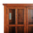 Irish Coast China Display Cabinet in African Dusk