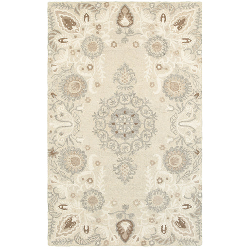 Craft Rug in Neutral