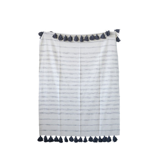Woven Pattern Throw