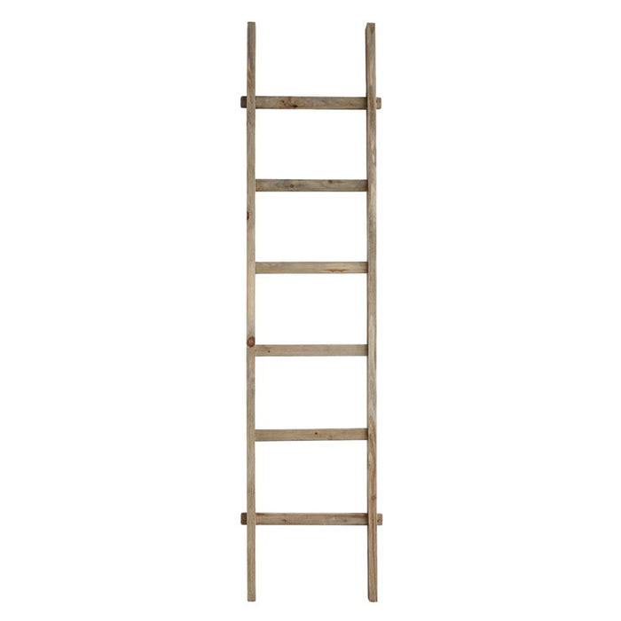Decorative Wood Ladder - Greenhouse Home