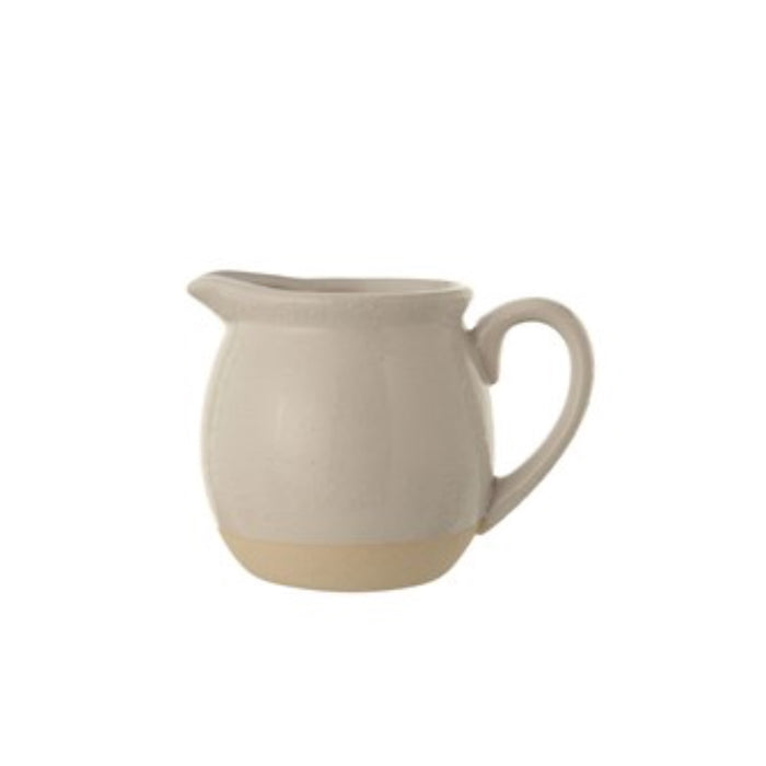 Stoneware Pitcher - Greenhouse Home