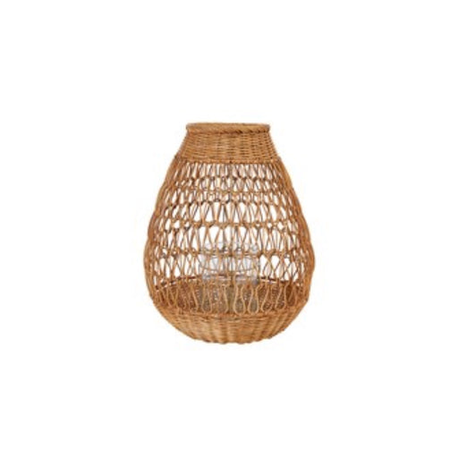 Rattan Lantern - Greenhouse Home