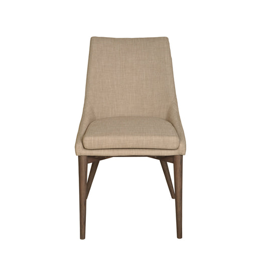 Fritz Dining Chair in Beige - Greenhouse Home