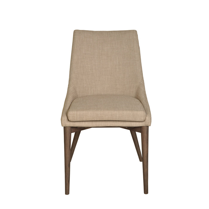 Fritz Dining Chair in Beige