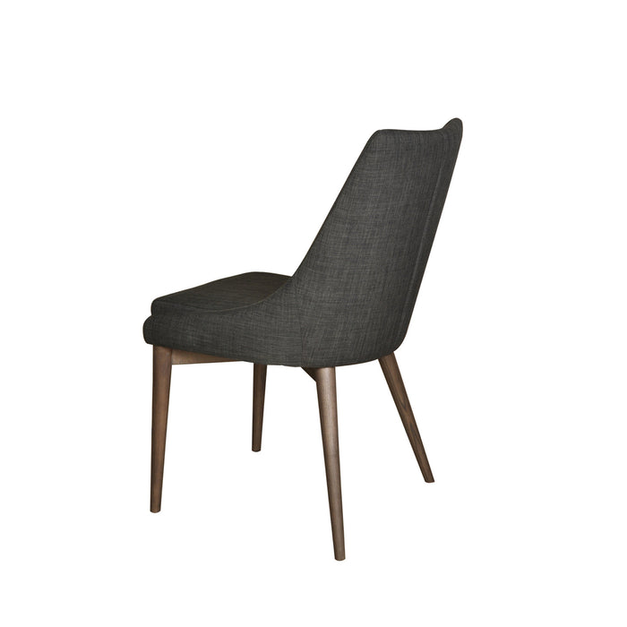 Fritz Dining Chair in Gray