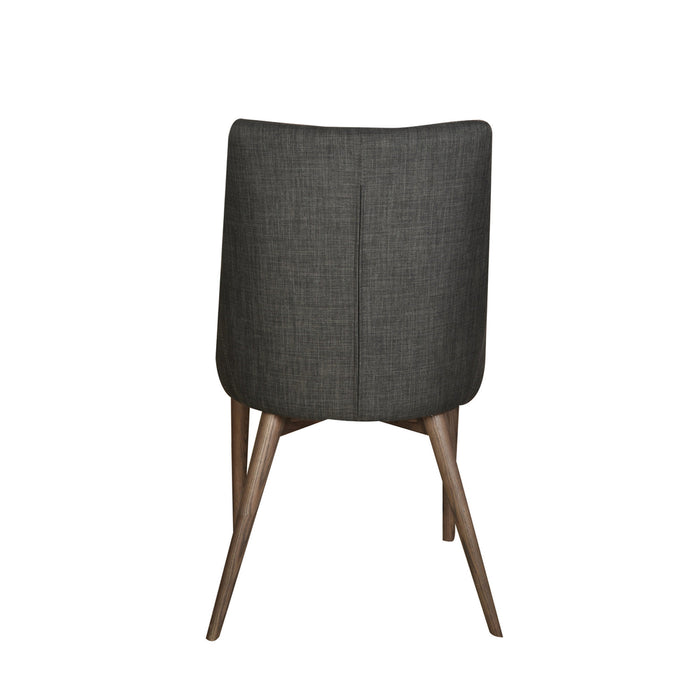 Fritz Dining Chair in Gray - Greenhouse Home