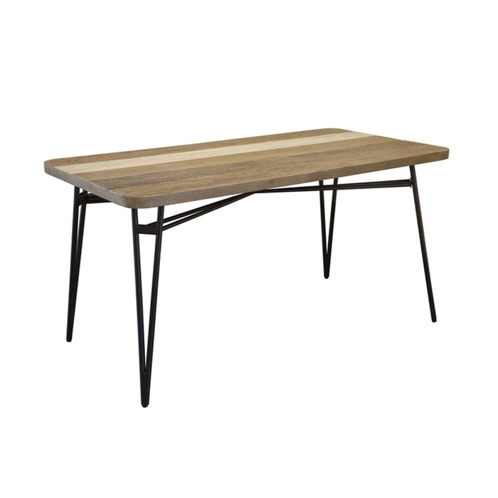 Noir Havana Dining Table - Greenhouse Home