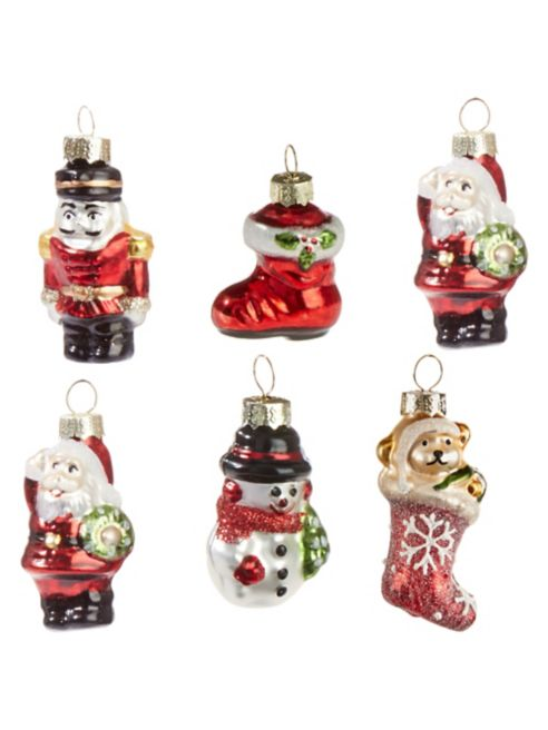 Mini Classic Ornaments - Greenhouse Home