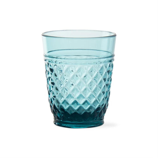 Teal Villa Acrylic DOF - Greenhouse Home
