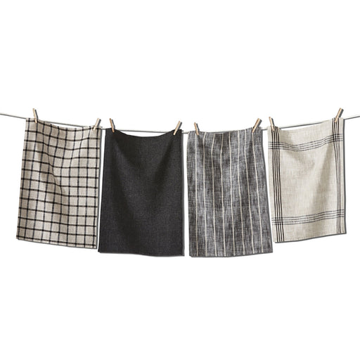 Canyon Woven Dishtowel - Set of 4 - Greenhouse Home
