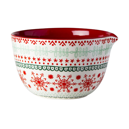 Sugar + Spice Mixing Bowl - Greenhouse Home
