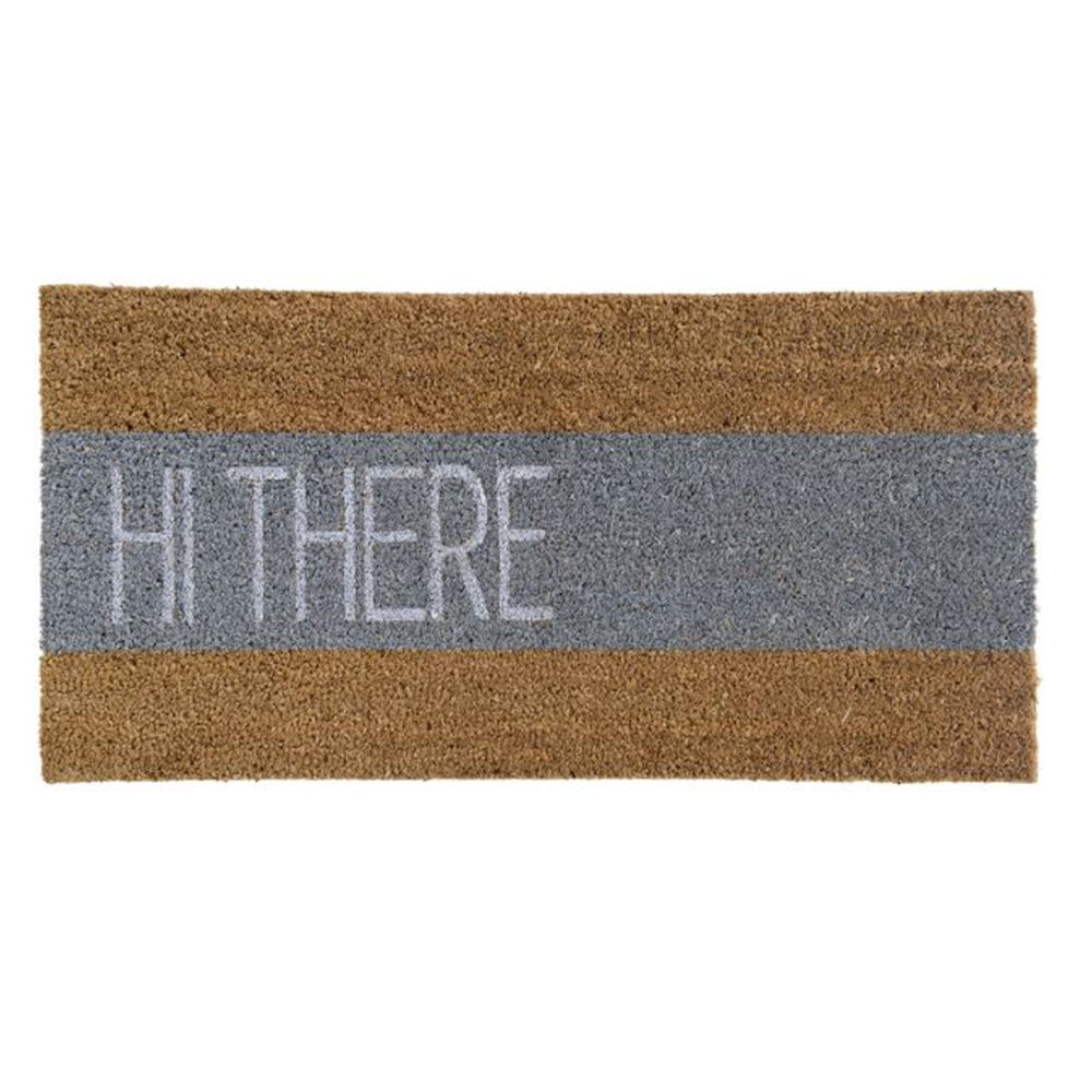 Hi There Door Mat